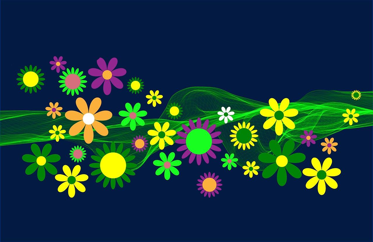 Flower Power ! Un duo à prix doux...