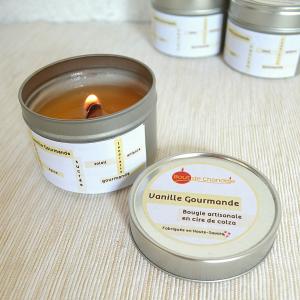 Bougie-Parfum-Vanille-Gourmande - 2