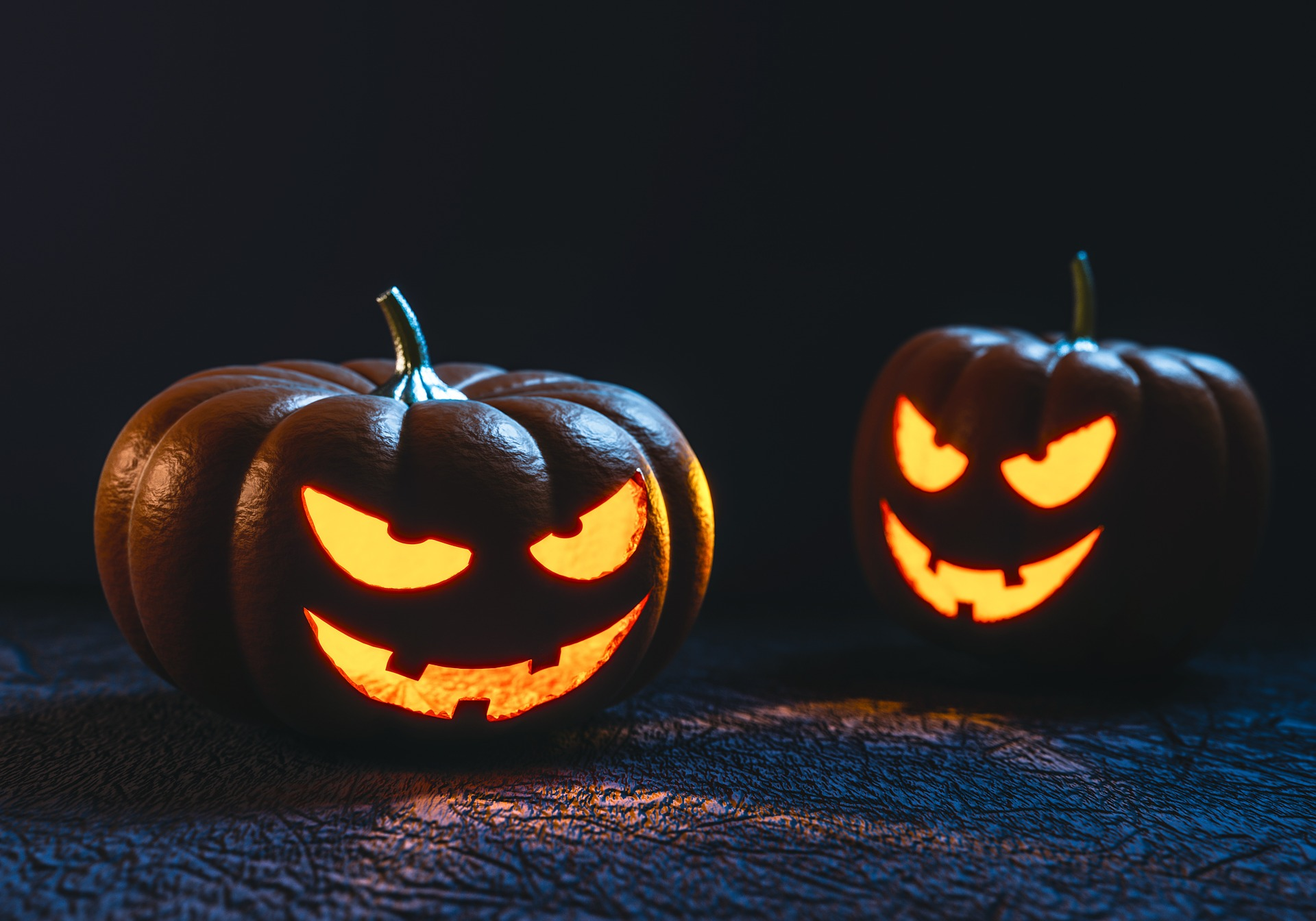 Un parfum d'Halloween