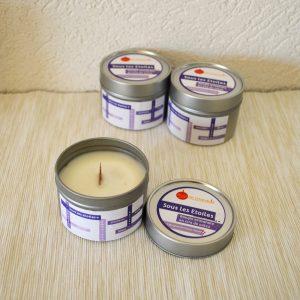 Bougie parfumée naturelle Ylang et Siam