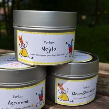 Bougie Merci Maitresse Parfum Mojito