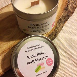 Bougie-Noel-Parfum-Macaron